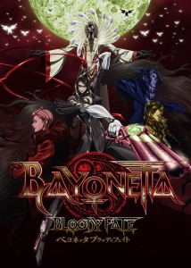 Bayonetta-Bloody-Fate-Poster