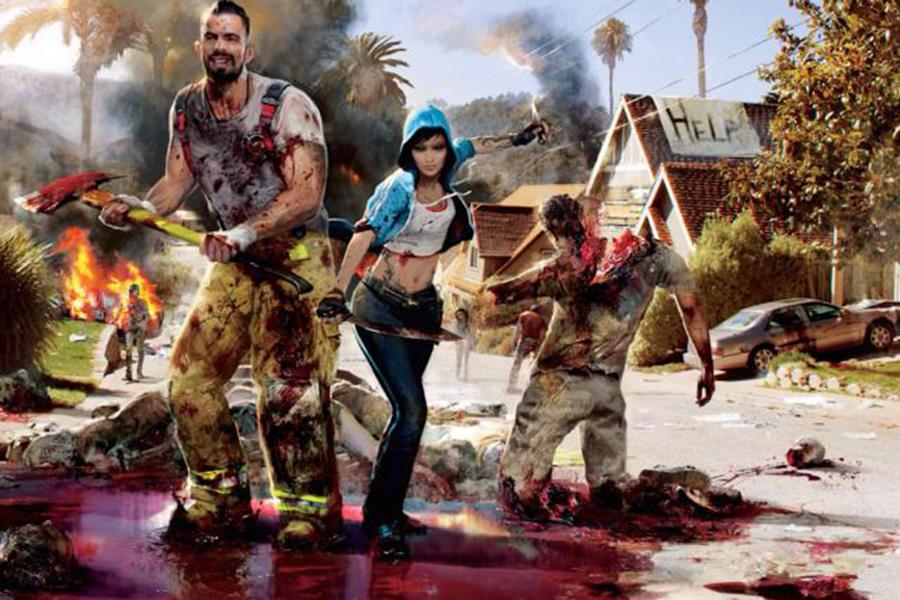 Dead Island 2 concept
