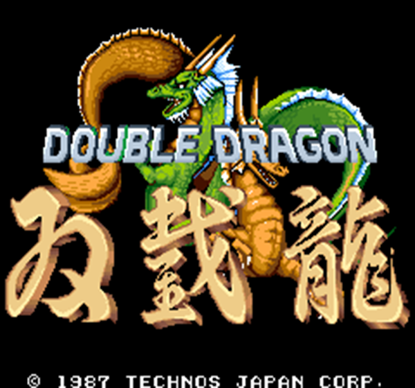 Double Dragon Intro