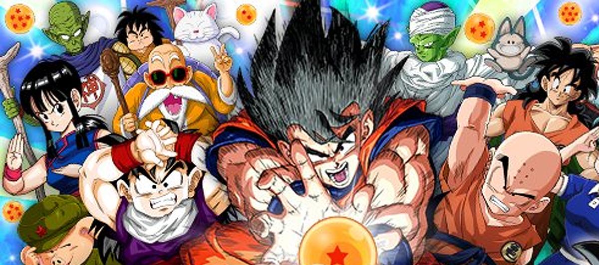Dragon Ball z Dokkan Battle banner