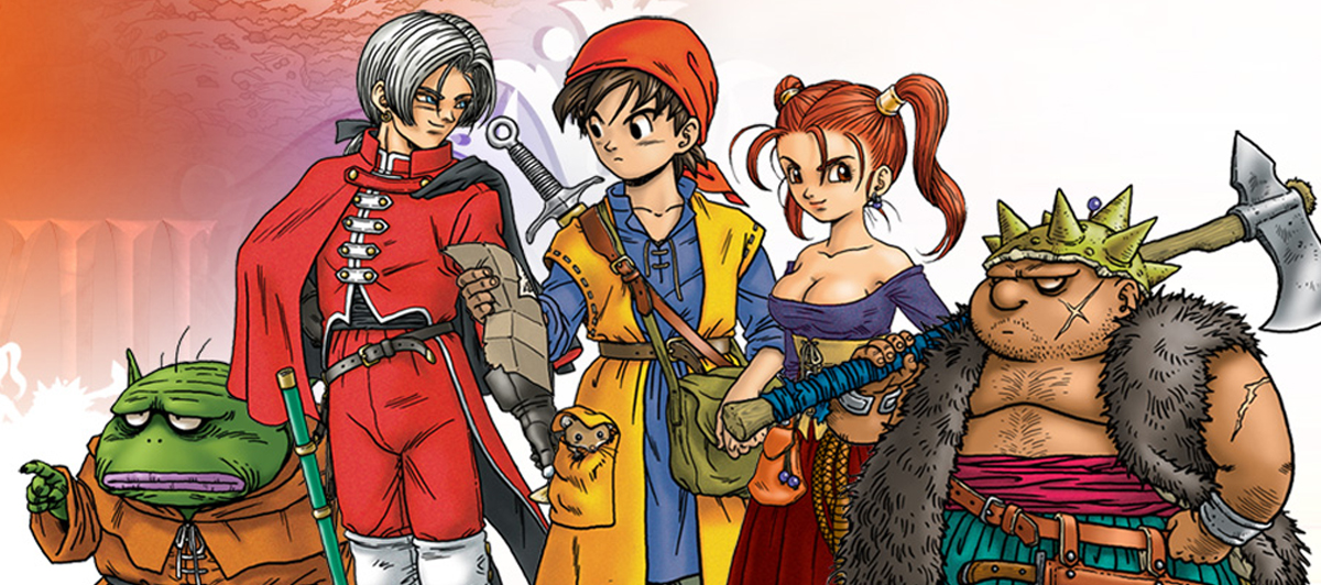 Dragon Quest VIII 3DS banner