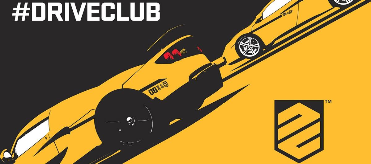 Drive Club banner