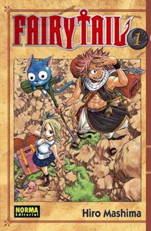Fairy Tail Portada