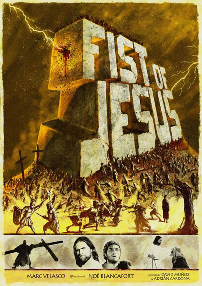 Fist of Jesus 2
