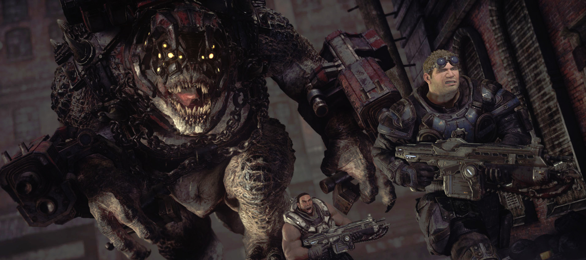 Gears of War Ultimate Edition Banner