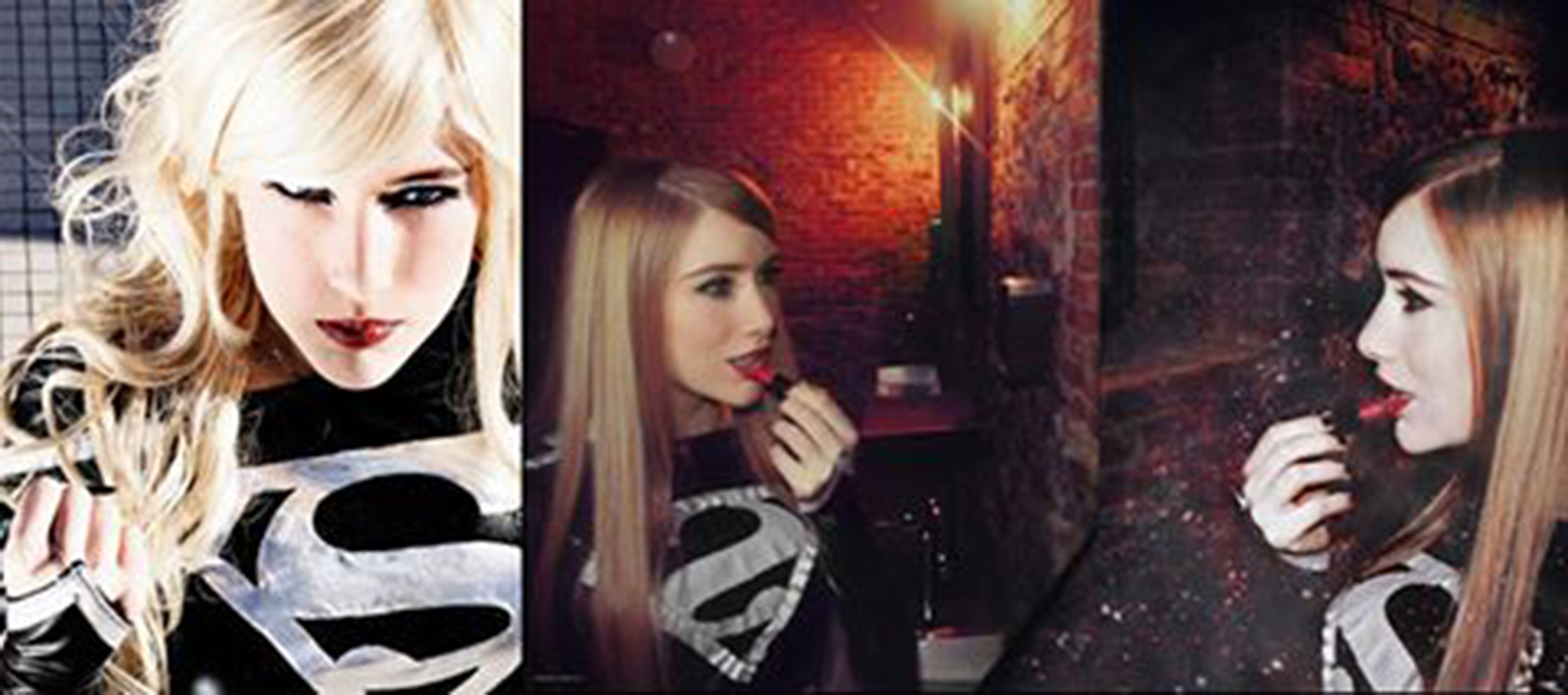 Hekady Relive Dark Supergirl