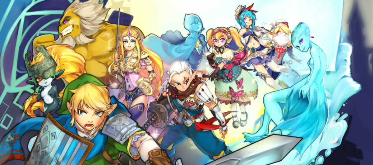 Hyrule Warriors 3ds banner