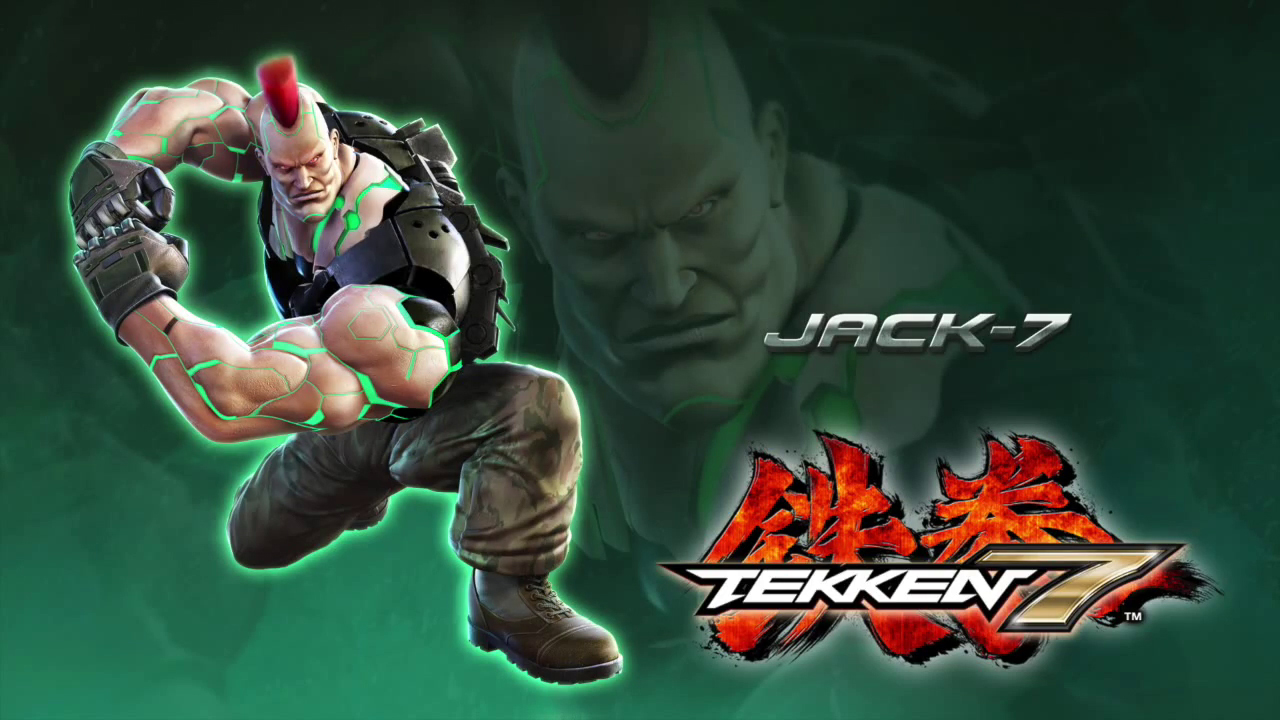 Jack 7 Tekken 7