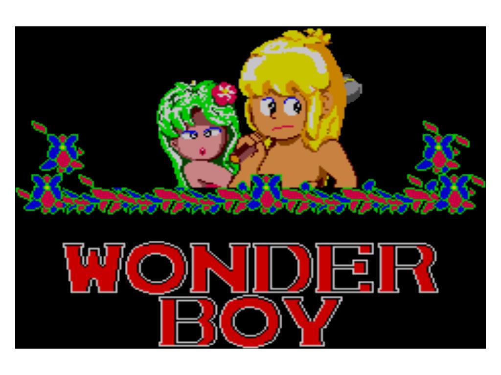 Logo wonder Boy