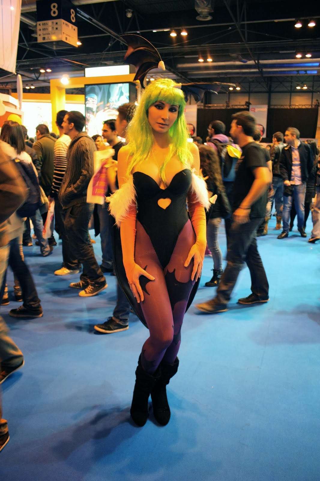 Imagen destacada Cosplay Madrid Games Week