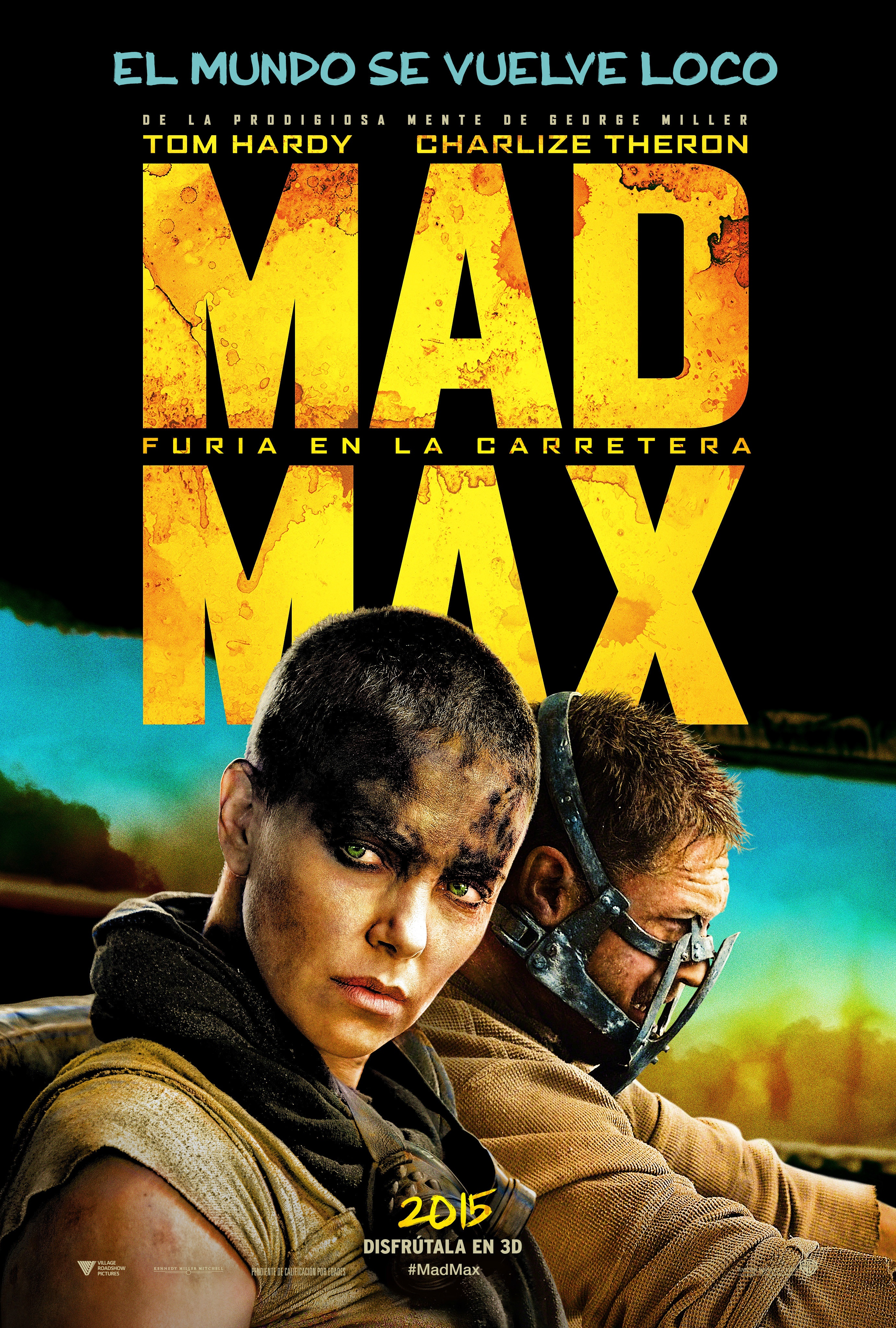 Mad Max Fury Road cartel