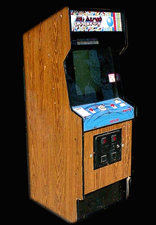 Mueble arcade original