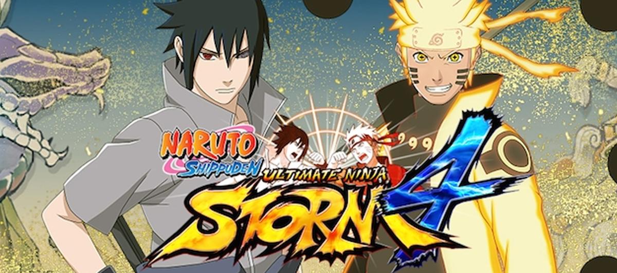 Naruto Shippuden banner