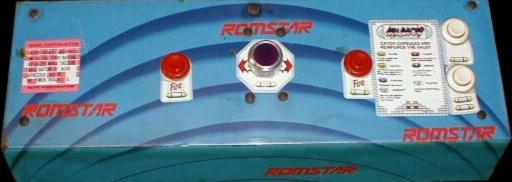Detalle del panel de control