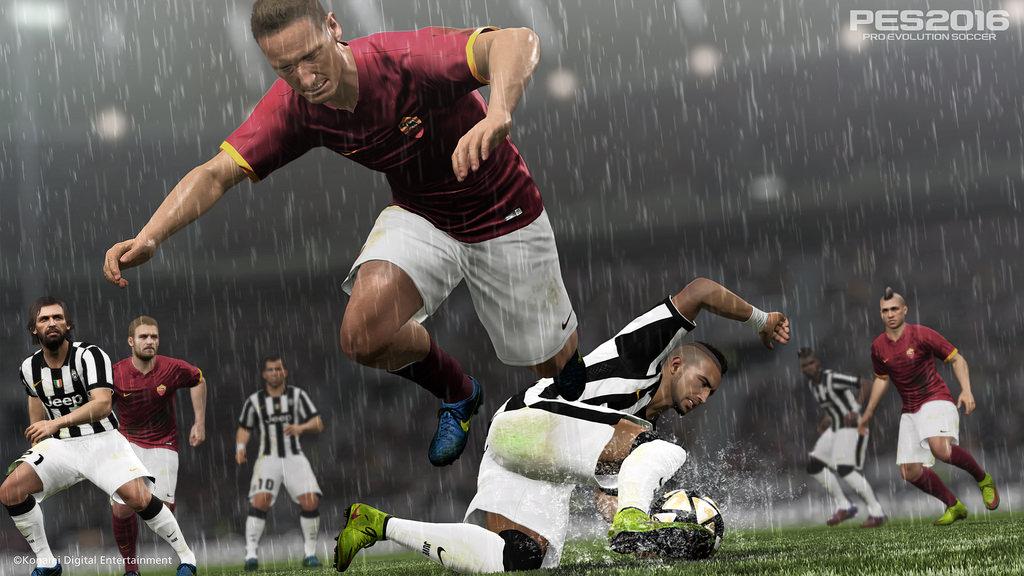 Pro evolution soccer 2016 1