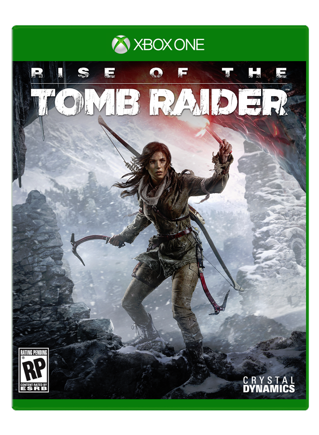 Rise of The tomb raider portada