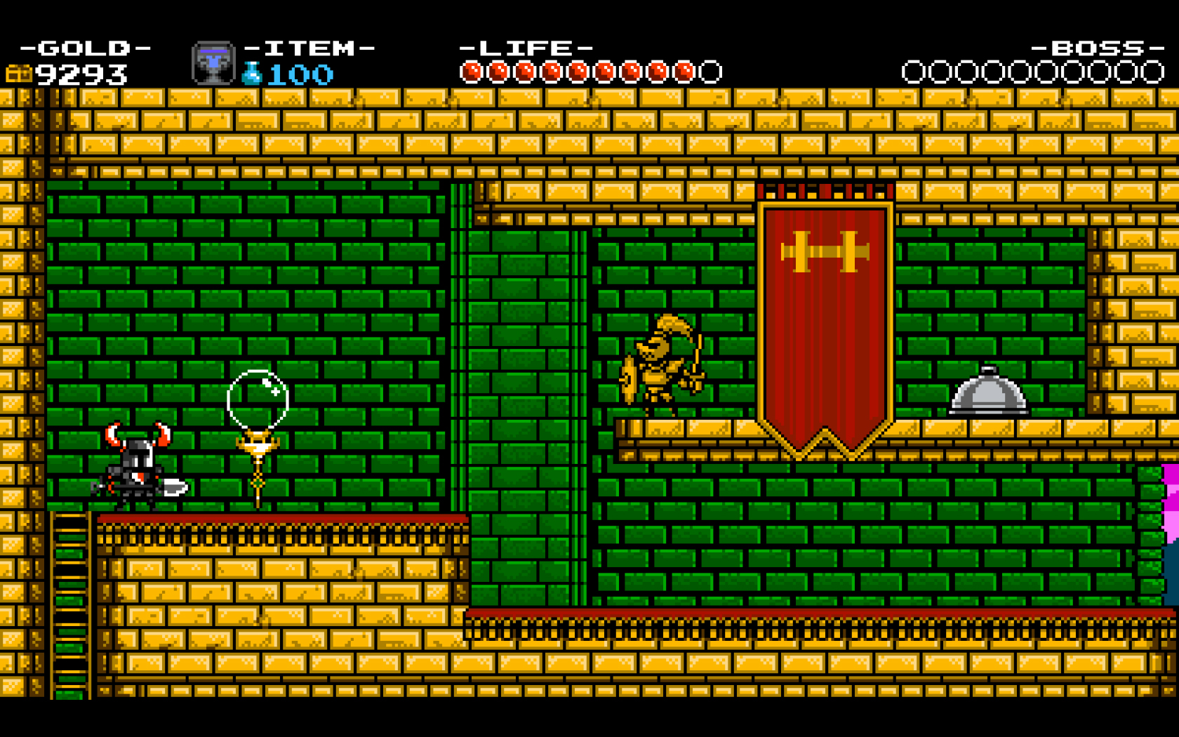 Shovel Knight Checkpoint