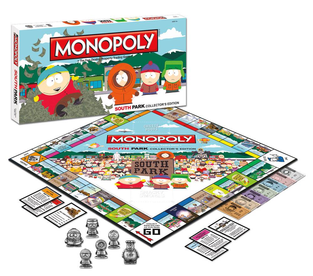 South Park Monopoly2