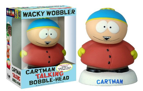 South Park cabezon Cartman