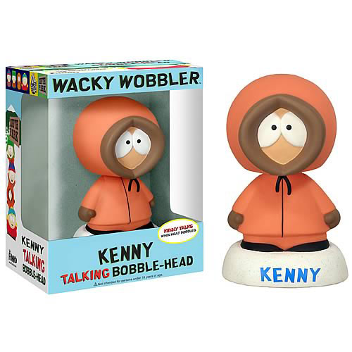 South Park cabezon Kenny