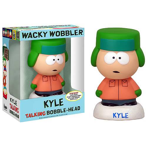 South Park cabezon Kyle