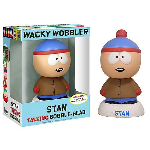 South Park cabezon Stan