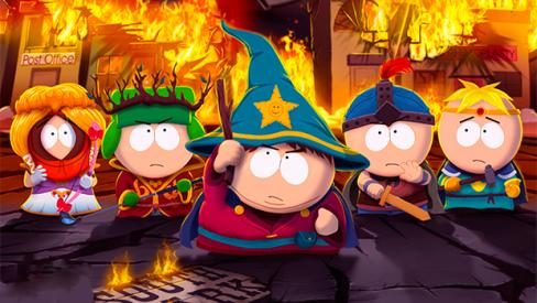 South Park juego
