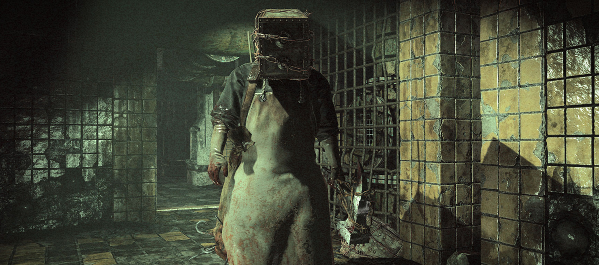 The Executioner The Evil Within banner