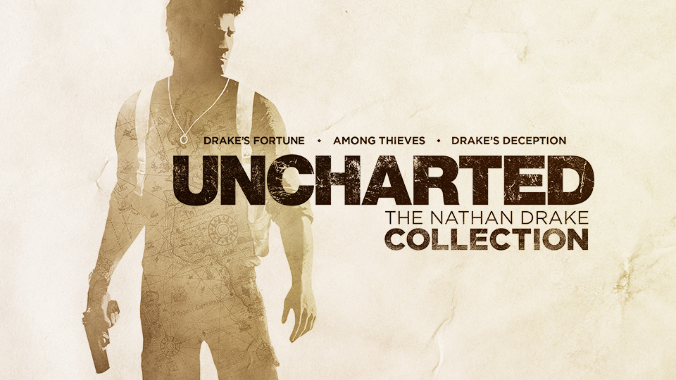 Uncharted The Nathan Drake Collection banner