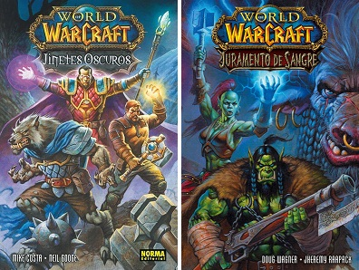 World of warcraft JINETES & JURAMENTO