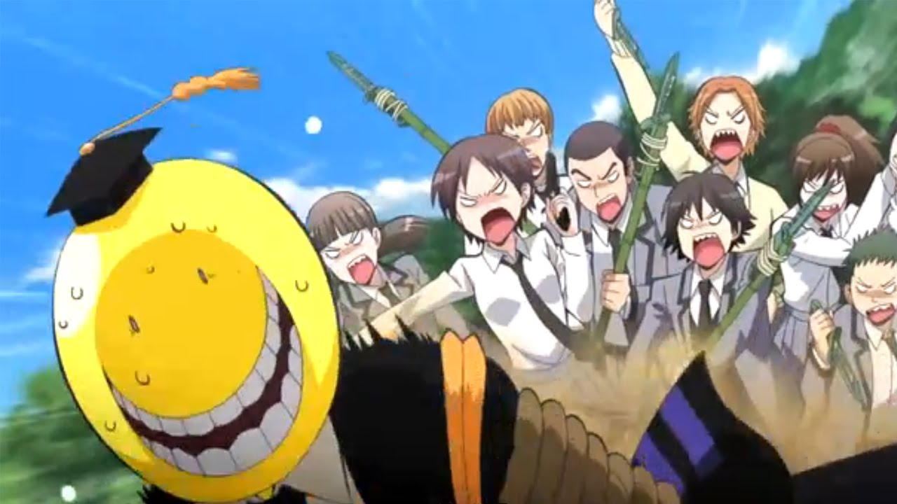 assassination classroom-1