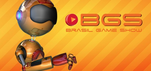 Logo brazil games show 2013