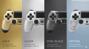 colores mando playstation 4