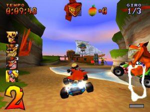 crash team racing - arena de batalla