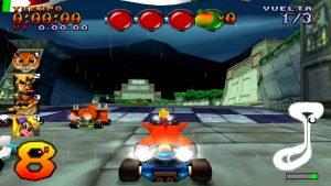 crash team racing - las ruinas perdidas