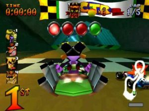 crash team racing - nitrous oxide