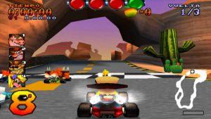 crash team racing - playa n sanity