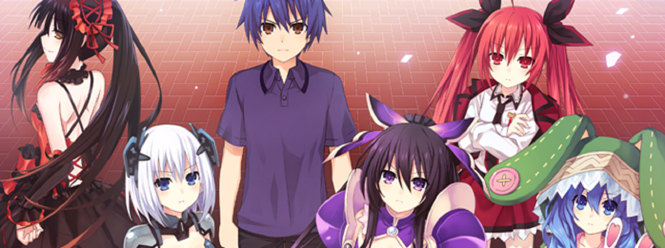 date a live - banner