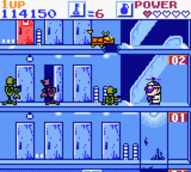 RETROcediendo en el tiempo #96: Dexter 's Laboratory: Robot ...