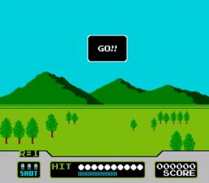 duck hunt - game c