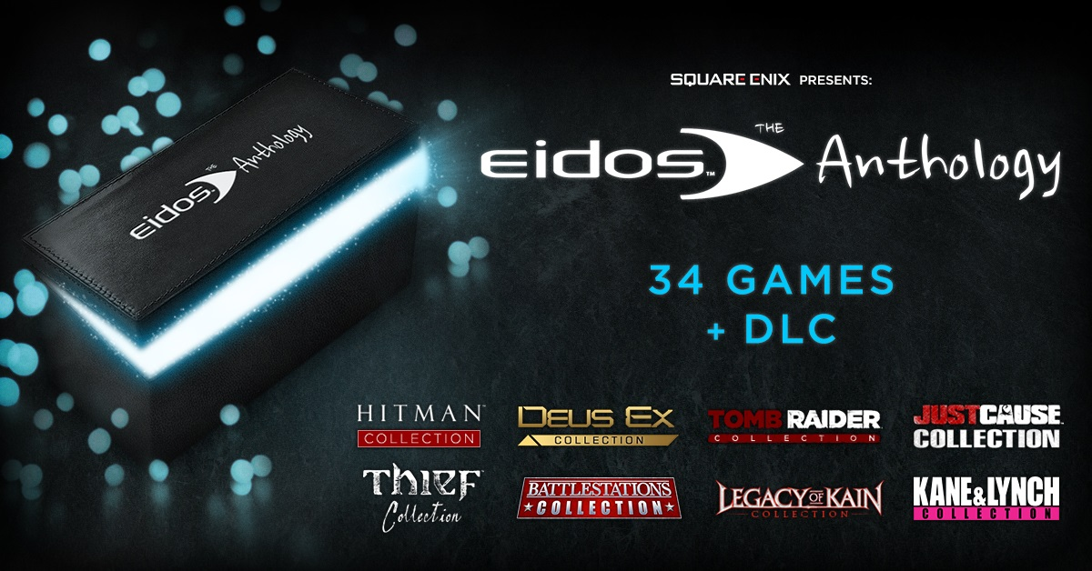 eidos anthology collection