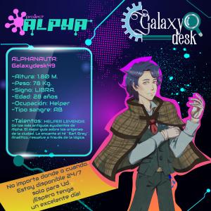 Ficha de Galaxydesk