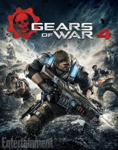 gears of war 4 - portada