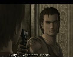 Primer encuentro con Billy.