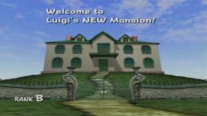 luigi's mansion - casa