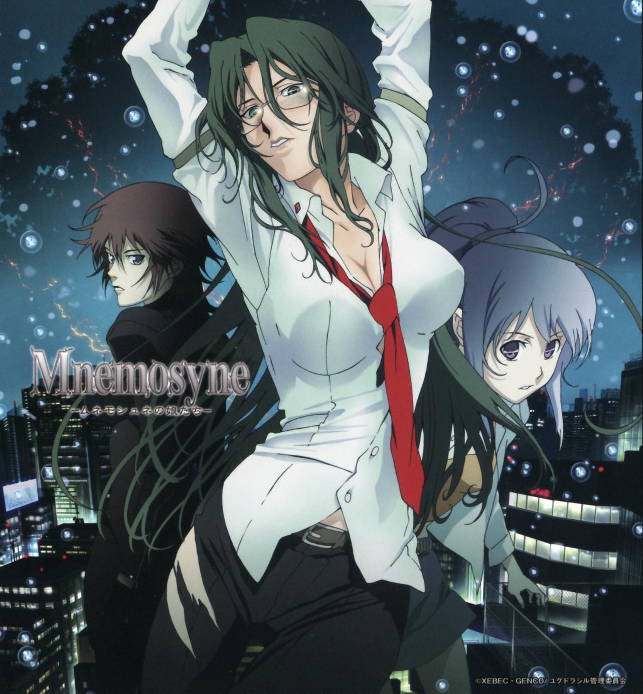 Mnemosyne Anime