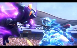 nintendo direct - pokken tournament