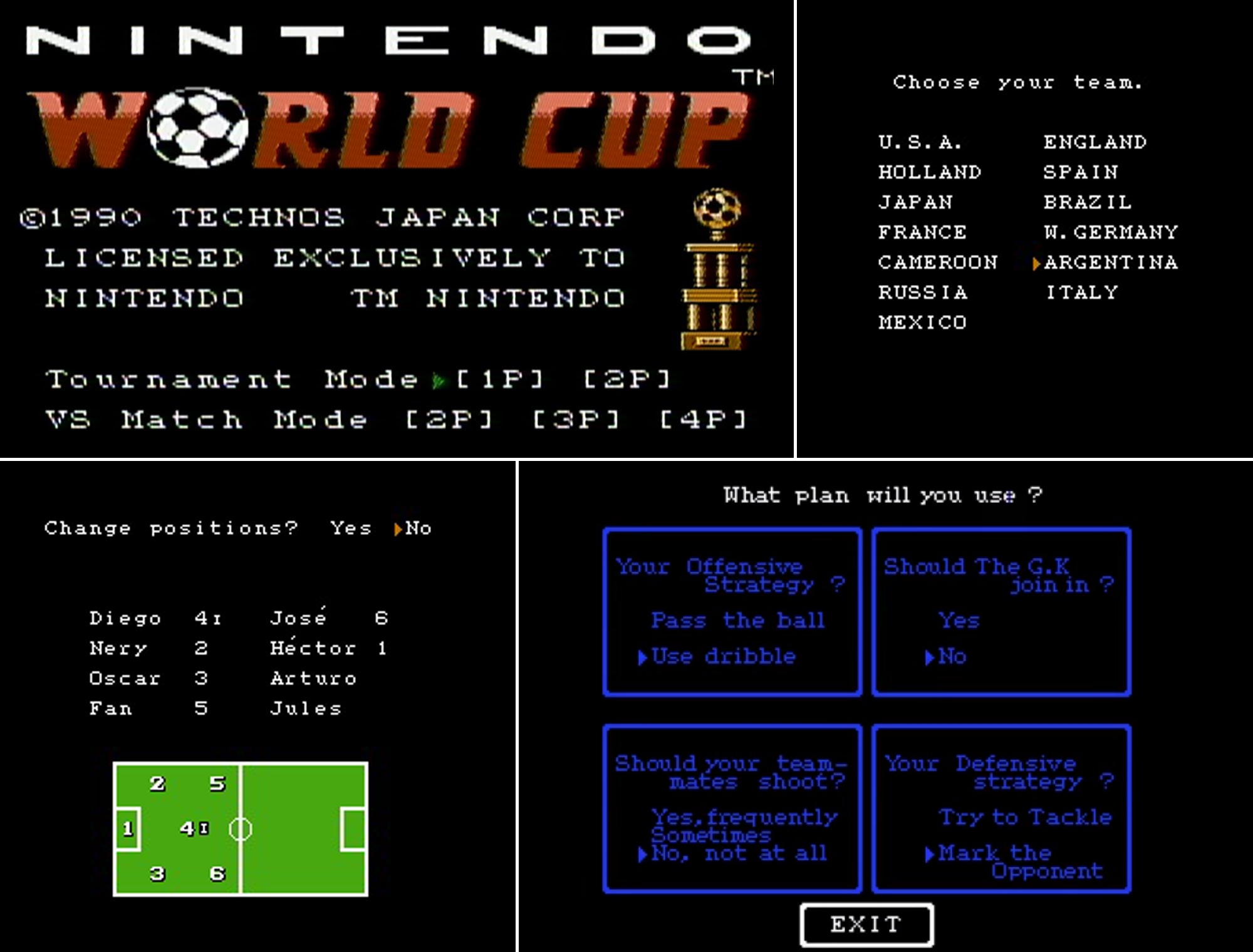 nintendo world cup - campeonato