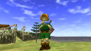 ocarina-of-time-ocarina