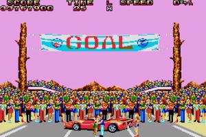 out run - goal